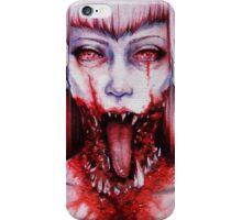 phobic iPhone Case/Skin
