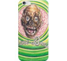 Tarman: More Brains! iPhone Case/Skin