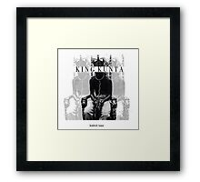 King Kunta Framed Print