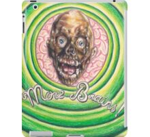 Tarman: More Brains! iPad Case/Skin