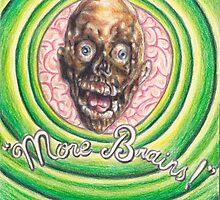 Tarman: More Brains! by Jaime Cartwright