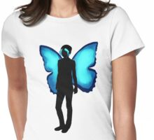 The Butterfly Effect Womens Fitted T-Shirt