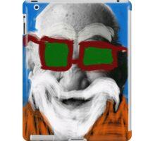 Master Roshi iPad Case/Skin