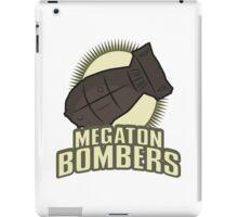 'Megaton Bombers' iPad Case/Skin