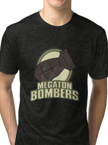 'Megaton Bombers' Tri-blend T-Shirt