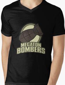 'Megaton Bombers' Mens V-Neck T-Shirt