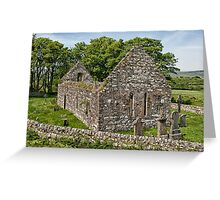 Islay: Kildalton Church Greeting Card