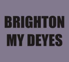 Brighton My Deyes Kids Clothes