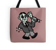 funny zombie gore walking dead Tote Bag