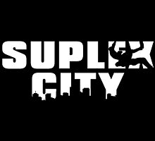 Brock Lesnar - SUPLEX CITY by AJUniverse