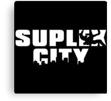 Brock Lesnar - SUPLEX CITY Canvas Print