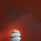 Flaming Pebbles by naffarts