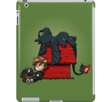 Dragon Peanuts iPad Case/Skin