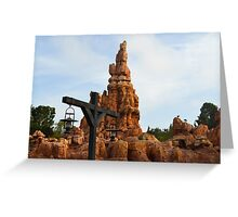 The Wildest Ride in the Wilderness Greeting Card