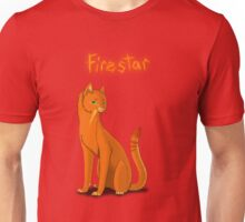 Warrior Cats - Firestar Unisex T-Shirt