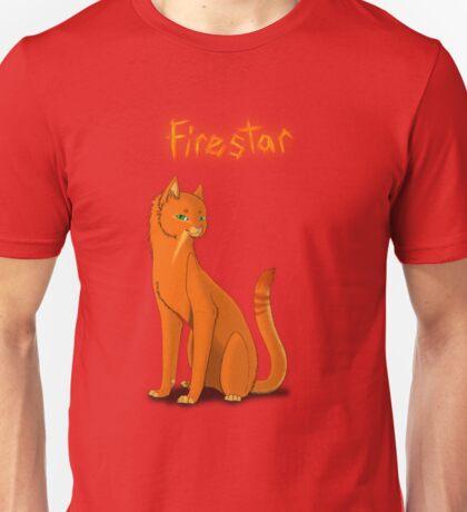 Warrior Cats - Firestar Unisex T-Shirt