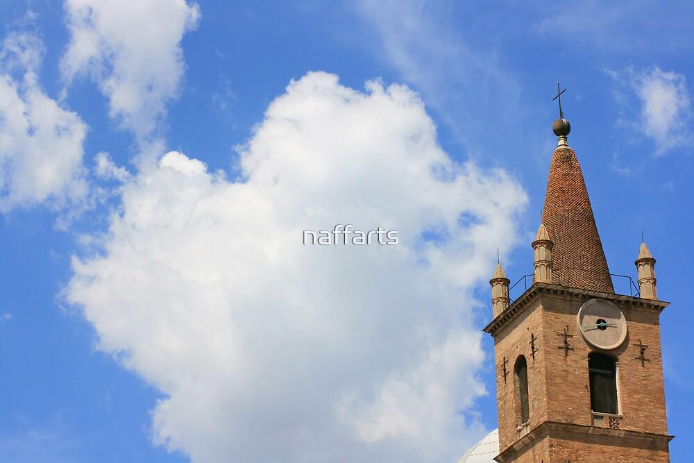 Roman Skyline by naffarts