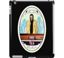 Jesse Pinkman Saint Medal Inspired Breaking Bad design iPad Case/Skin