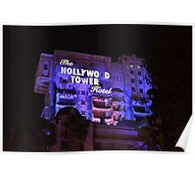 Hollywood Tower Hotel Poster