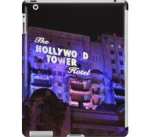 Hollywood Tower Hotel iPad Case/Skin