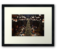 Grand Christmas  Framed Print