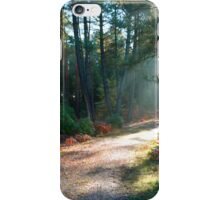 Daybreak in the Forest iPhone Case/Skin