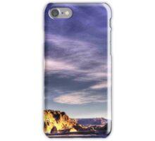Sunrise at Lake Powell Above the Glen Canyon Dam iPhone Case/Skin