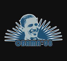 Obama '08 by JayBakkerArt