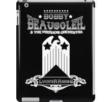 Bobby Beausoleil Lucifer Rising Design  iPad Case/Skin