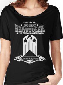 Bobby Beausoleil Lucifer Rising Design  Women's Relaxed Fit T-Shirt