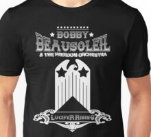 Bobby Beausoleil Lucifer Rising Design  Unisex T-Shirt