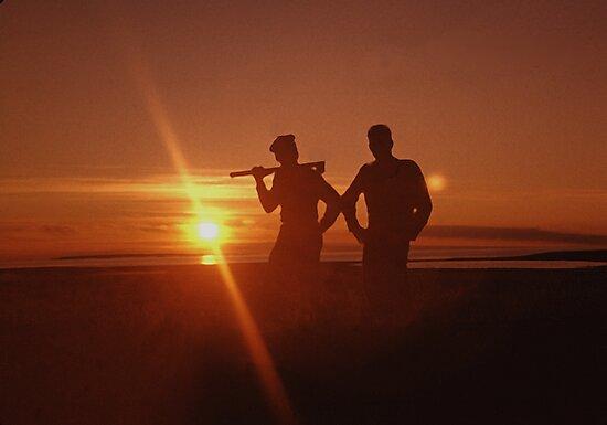 Midnight Sun by George Cousins
