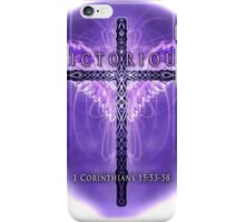 The Cross of Victory iPhone Case/Skin