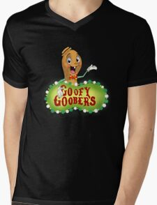 Goofy Goobers Mens V-Neck T-Shirt