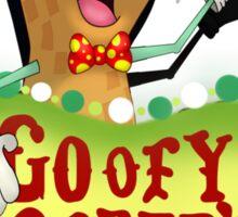 Goofy Goobers Sticker