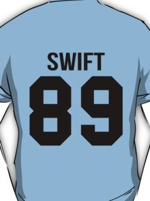 Taylor Swift - College Style [BLACK] T-Shirt