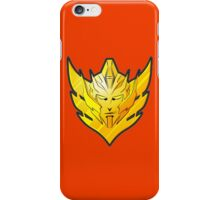 Rodimus Star - Hot Rod Red iPhone Case/Skin