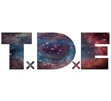 TDE Hypnotic Nebula by Telic
