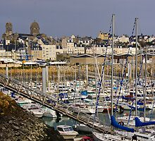Port de Granville by AmyRalston