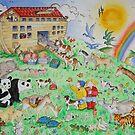 Noah's Ark by RuthBaker