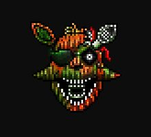 Five Nights at Freddy's 3 - Pixel art - Phantom Foxy by GEEKsomniac