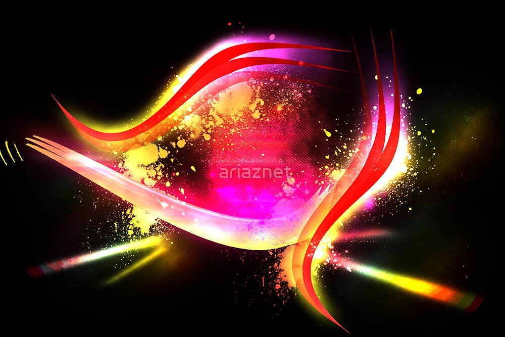 Abstrait by ariaznet