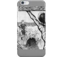 watchers iPhone Case/Skin