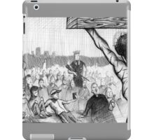 watchers iPad Case/Skin