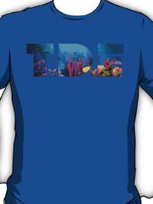 TDE Coral Reef Waters T-Shirt