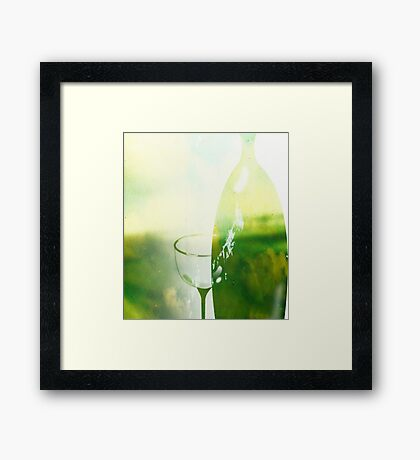 Before I Become Extinct Framed Print