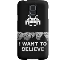 Invader X Samsung Galaxy Case/Skin