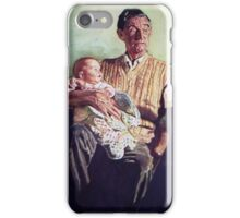 Babysitting iPhone Case/Skin