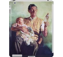 Babysitting iPad Case/Skin