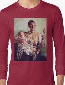 Babysitting Long Sleeve T-Shirt